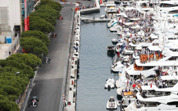 F1摩纳哥大奖赛每年为当地带来1.1亿美元经济收入