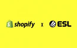 加拿大电商平台Shopify与ESL Gaming达成合作