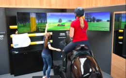 SAP商業技術平臺開發馬術模擬器,通過虛擬解決方案改進訓練分析