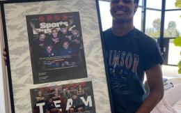 电竞首次登上《体育画报》封面,因为他是詹姆斯的儿子!