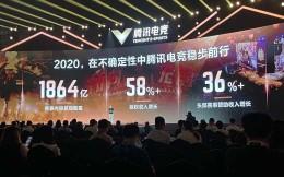 腾讯电竞公布2020关键数据:版权收入增长58%