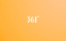 361°成为铁三国家队鞋服赞助商