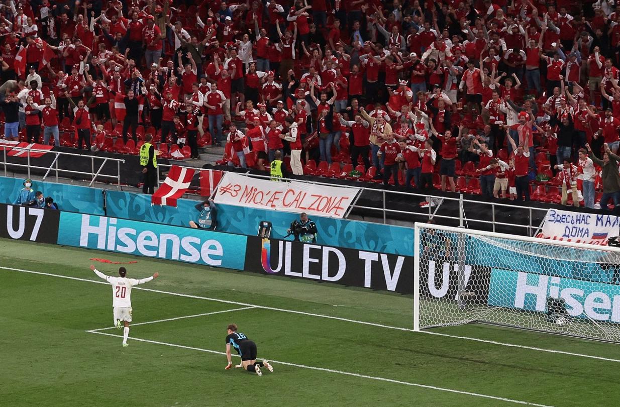 欧洲杯赞助商海信公布首轮战绩:海信U7全球热销