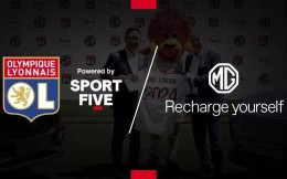 SPORTFIVE助力MG與里昂足球俱樂部達成全球主贊助合作