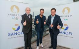 制药巨头赛诺菲成为2024巴黎奥运会官方合作伙伴