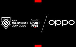 "OPPO成为""铃木杯""东南亚足球锦标赛官方赞助商"