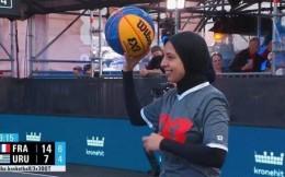女性荣耀!东京奥运会将出现史上第一位戴着头巾执法的穆斯林女裁判
