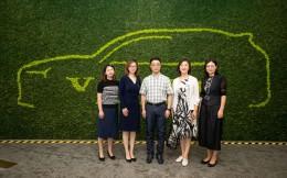 助力上海市优秀运动员退役转型,上海市体育局相关领导走访沃尔沃汽车亚太区总部