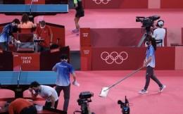 奥运乒乓场地应中国队要求做出调整
