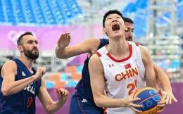中国三人男篮小组赛首战告负 胡金秋砍5分5板