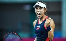 中国网球选手王蔷:国家需要会义无反顾站出来