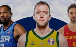 FIBA更新东京奥运男篮实力榜:澳洲第一不变,美国升至次席