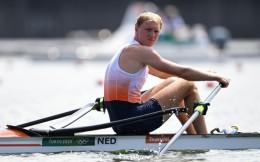 荷兰赛艇运动员确诊,东京奥运会出现首例赛后新冠阳性选手