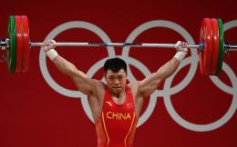 第六金!谌利军举重超级大逆转 最后一把临时加12公斤夺冠