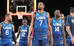 内部气氛微妙!美国男篮队员对波波维奇感到失望