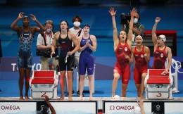 东京奥运运动品牌价值榜Day 2:游泳赛场专业品牌身手出众