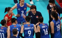 中国女排0-3不敌美国遭遇两连败,下一场将对阵俄罗斯