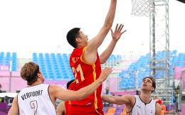 遭日本淘汰!中国男子三人篮球队排名倒数第一