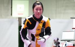 巾帼英雄!杨倩成为中国代表团东京奥运首位双金得主