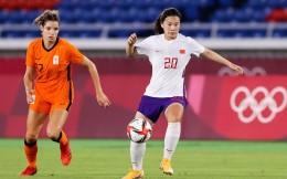 奥运最差战绩!中国女足2-8惨败荷兰无缘八强 三战净吞17弹