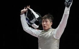 张家朗夺金后地铁终身免票,香港代表团全体免票一年