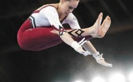 德国女子体操队拒绝穿性感体操服,反对将女运动员过分性感化