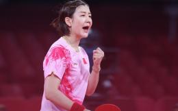 第15金!乒乓女单陈梦夺个人首枚奥运金牌,孙颖莎摘银