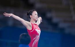 第17金!女子蹦床朱雪莹夺金,该项目时隔13年再夺冠