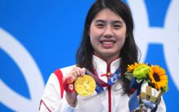 3金1银1铜+对手祝贺,没有孙杨的中国游泳更好了