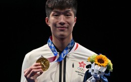 香港一男子涉嫌看奧運侮辱國歌被捕