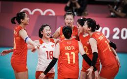 榮譽之戰!中國女排無緣8強后3-0意大利,獲東京奧運首勝