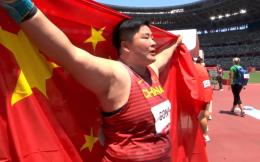 第22金!鞏立姣鉛球創個人紀錄,奪中國田徑首金
