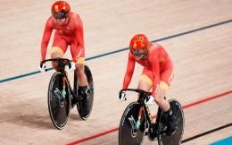第28金!钟天使/鲍珊菊夺得场地自行车女团竞速赛金牌