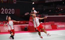 东京奥运首金!印尼羽毛球女双冠军组合获得55亿印尼盾+房产重奖