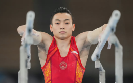 第31金!邹敬园获东京奥运会男子双杠冠军