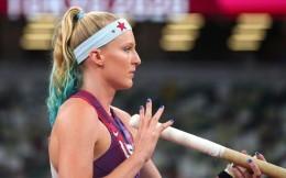 田徑多個比賽雨后強行開賽惹爭議!美國撐桿跳女王爆冷出局且險些重傷