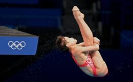 第33金!全红婵女子10米台夺冠 14岁天才少女3次跳出满分