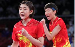 第34金!中国女乒3比0横扫日本获团体冠军