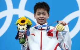 14岁奥运冠军全红婵:跳水没什么压力 玩王者荣耀心态崩了