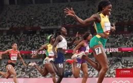 严打侵权!牙买加短跑女王因发布奥运短视频导致社交账号暂被屏蔽