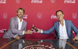 签约三年!可口可乐成为阿贾克斯合作伙伴