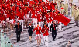 全员零感染!中国体育代表团东京奥运未出现新冠阳性或密接人员