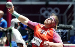美国代表团东京奥运会田径仅摘得7金 比里约奥运缩水一半