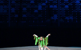 再现阴间艺术?东京奥运闭幕式舞蹈被吐槽看不懂