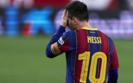 巴萨还能再卖3个月梅西球衣