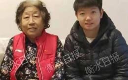 似曾相識的感人故事!孫穎莎歸國后才被告知奶奶已去世三個多月