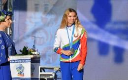 奧運期間獲人道簽證的白俄選手將拍賣獎牌用于報恩