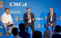电信运营商DIGI成为西班牙人球衣背后赞助商