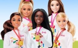 东京奥运会纪念版芭比系列独缺东亚版本,美泰被指责种族歧视