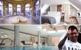 西媒:梅西在巴黎市中心所住酒店费用高达每晚17000镑